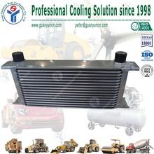 universal engine aluminum car oil radiator