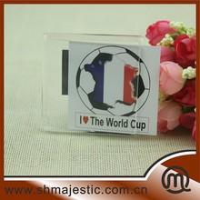 2014 Wholesale cheap custom Blank Fridge Magnets / souvenir fridge magnet