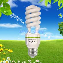 New!High quality 8000hrs half spiral energy saving lamp/light