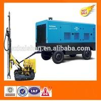 High pressure rotary screw air compressor, Diesel Driven portable Screw Air Compressor, Screw Air Compressor for mine
