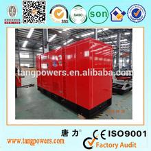 60Hz Auto start Digital Control Panel commins diesel generator for sale