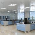 Huilv laboratoire meubles, Résine époxy / phénolique / trespa combinaison / compact tops science laboratoire meubles