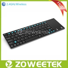 10.2 inch Wireless Ultra Slim Bluetooth Keyboard with Mouse for Laptop, Tablet, Smart Phone