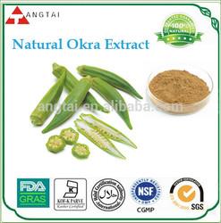 Fresh Okra,Dried Okra Extract Powder 20:1,10:1