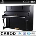 للمبيعات c25-b2 بيانو البيانو الموسيقية مع أسعارinstrumento وتغطية مجانا أكواب العجلات من الصين