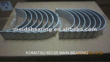 stock engine parts for Komatsu 4D95, 6D95, 6D105, 6D110, 6D125, 6D155, 6D140, 6D170