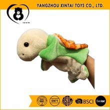 Cute turtle style hand puppet