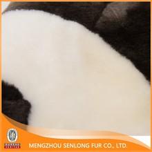 Warm Genuine Merino Sheepskin Carpet