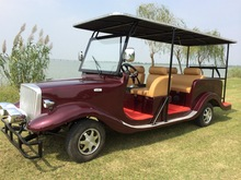 Falcon brand premium customized classical electric car with CE(M4C)