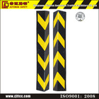 high quality and warning rubber material corner edge guards