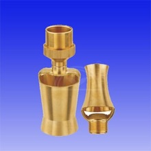 Brass Cascade Swimming Pool Dancing Fountain Nozzle