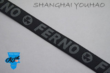 customized jacquard elastic webbing