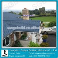 Laminated Asphalt Roof Shingle Harbor Blue