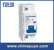 50~100A Miniature electrical circuit breaker MCB
