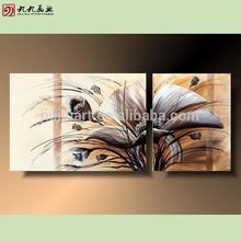wall art flower oil paintings modern art paintings