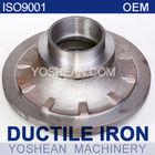 Hub of Wheeled Excavator/ Excavator parts /Ductile Iron Casting ggg50