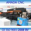 AMD-357 hydraulic CNC punching machine, used power press machine