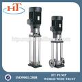 Gute qualität mehrstufige vertikale edelstahl pumpe hochdruck-heißwasser