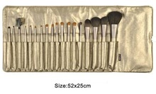 Professional private label makeup brush set for wholesales