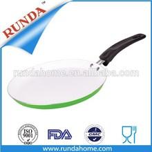 No Oil Aluminium Non-stick Coating crepe pan