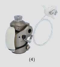 3R40 Single Axis Knee joint with Manual Lock (light weight)