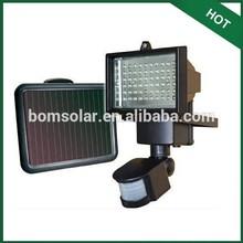 Solar security light with motion sensor, solar flood light, motion sensor led security flood light
