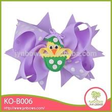 Reasonable pretty ribbon hand hair accessory flower