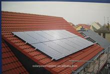 Bestsun BPS4000W Direct Sell 4000W home solar panel kit , solar system for household appliance