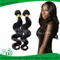 Aliexpress gros produits meilleure qualité brésilienne vierge trame de cheveux