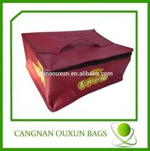 Keep warm food delivery cooler bag