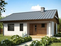 prefabricated homes /villa / luxury homes with EPS Cement Sandwich panel