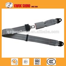 CCC E4 TS16949 simple 2 point car seat belt,car seat belt extender,car seat belt clip