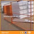 High Anti-Rust Temporary Fence/Road Barrier/Portable Barricade