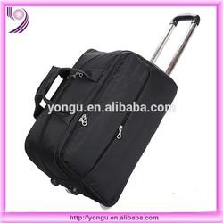 black trolley laptop bag
