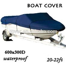 Waterproof UV Mildew protect boat cover