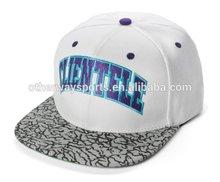 children flat leather bill 5950 snapback caps fitted baseball cap
