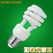 Factory Price 9W E27 CFL Spiral Energy Saving Lamp