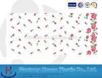 clear plastic tablecloth rolls pvc rain coat pvc shower curtain