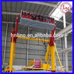 Large Theme Park Ride Space Travel for Sale Amusement Tower Rides