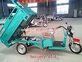 800W barato triciclo eléctrico para la venta de los adultos en Filipinas