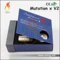 auténtico indulgencia 18 airholes mutación rda x atomizador v2 unicig shenzhen tecnología