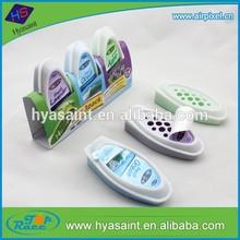 3pack 4.23oz / 120g(each) Ship Shape aroma gel air freshener