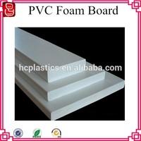 20mm high density pvc foam board for making cabinet