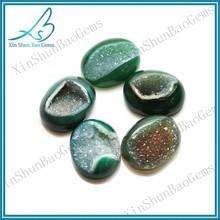 Wholesale loose natural druzy quartz for jewellery