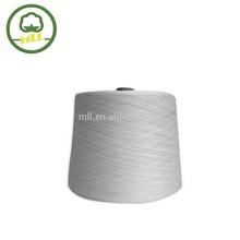 OE/CVC recycled yarn, Ne3-30s Raw white 100 cotton yarn