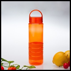 Novelty Gift Clear Drink Bottle Tritan Plastic Drinking Sport Water Bottle