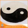 Handmade ghenuine tapete de pele de carneiro