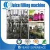 automatic fruit juce hot filling machine /equipment/line