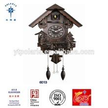 Cheap Price Wood Musical Cuckoo Clock With Bird Singing