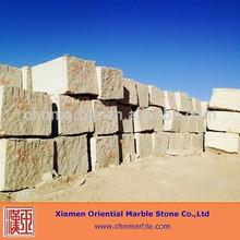Pangu Gold Cheap Granite Block